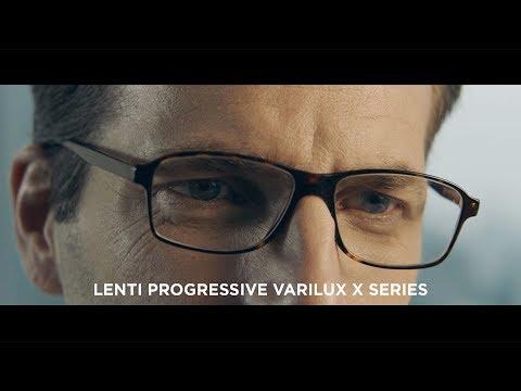 Embedded thumbnail for Varilux X Series: anche in aprile lo spot dedicato ai presbiti moderni